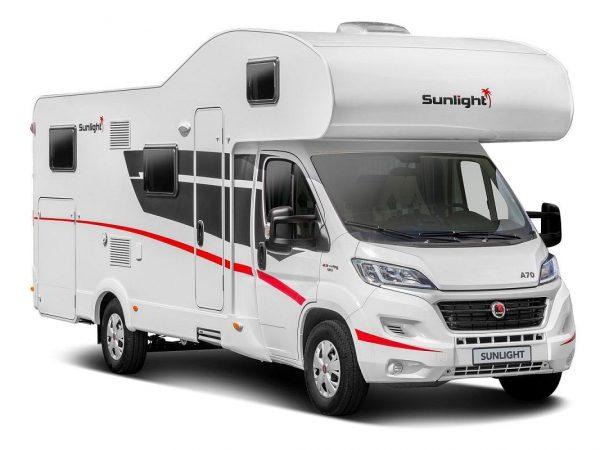 Karavan SunlightA70II